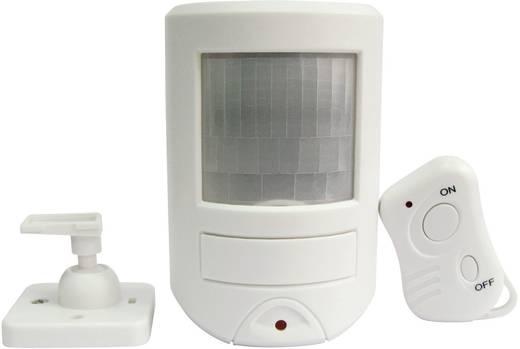 Mini-Alarmanlage mit Fernbedienung 85 dB Cordes CC-400 CC-400