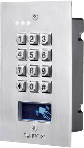Codeschloss Unterputz Sygonix 43172W IP66 mit separater Auswerteeinheit