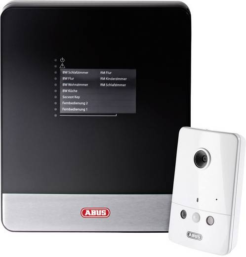 ABUS Funk-Alarmanlage Secvest IP Video-Set
