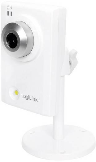LAN IP Kamera 1280 x 1024 Pixel 4 mm LogiLink WC0020