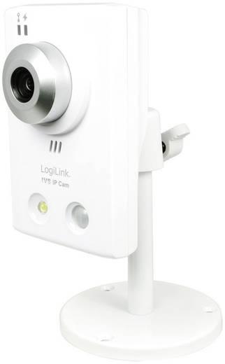 LAN IP Kamera 1280 × 1024 Pixel 4 mm LogiLink WC0022