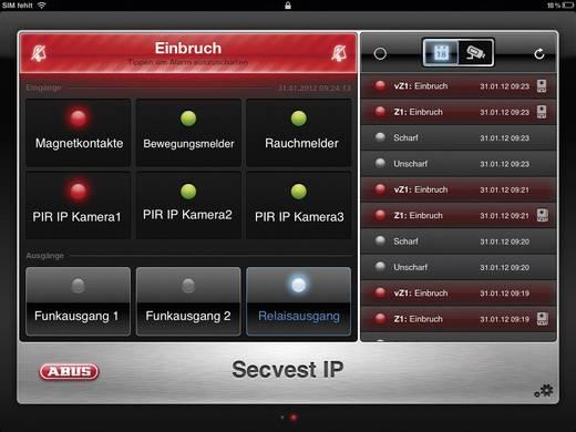 ABUS Secvest IP Funk-Alarmzentrale Hardware V2