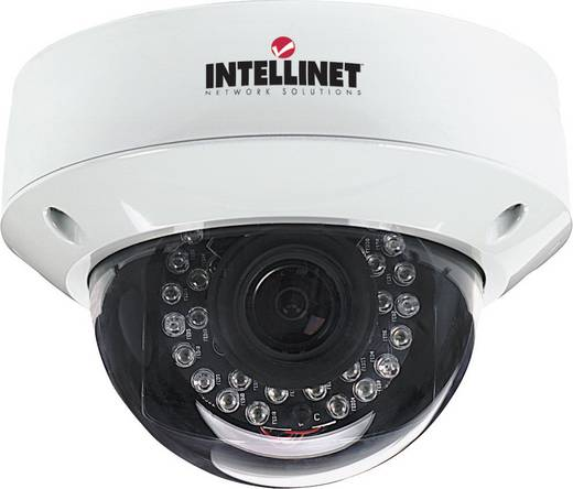 LAN IP Kamera 1280 x 720 Pixel 2,7 - 9 mm Intellinet IDC-757IR