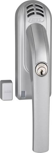 abus fenstergriff mit alarm silber 110 db abfg68121. Black Bedroom Furniture Sets. Home Design Ideas