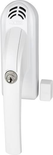 Fenstergriff mit Alarm Weiß 110 dB ABUS DIN vänster ABFG68077