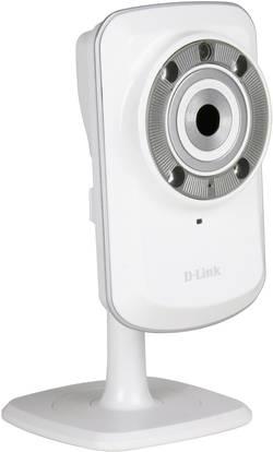 Bezdrátová bezpečnostní IP kamera D-Link DCS-932L, denní i noční záznam, 640 x 480 px
