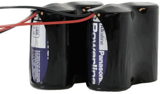 Ersatzbatterie für ABUS Funk-Außensirene