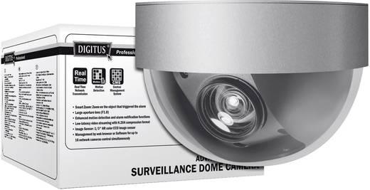 LAN IP Kamera 752 x 582 Pixel 4 - 9 mm Digitus Professional DN-16058-1