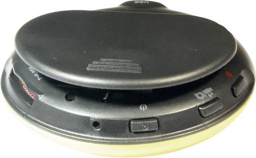 Mini-DVR mit Gesicht