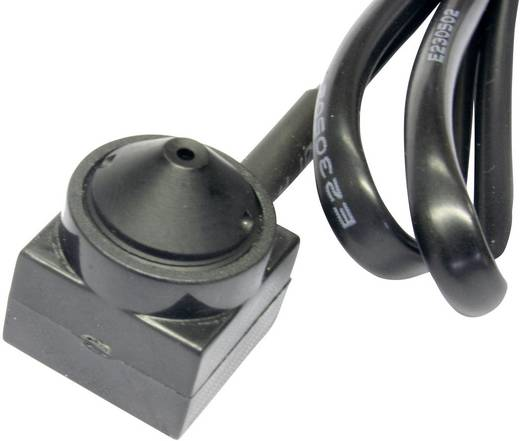 Mini-Überwachungskamera 480 TVL 500 x 582 Pixel 3,7 mm MC 40 P