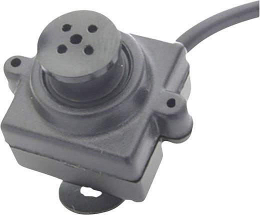 Getarnte Überwachungskamera in Knopf-Optik 480 TVL 3,7 mm CS 700