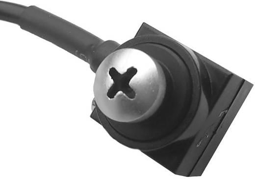 Getarnte Überwachungskamera in Schraubenkopf-Optik 480 TVL 3,7 mm CS 800