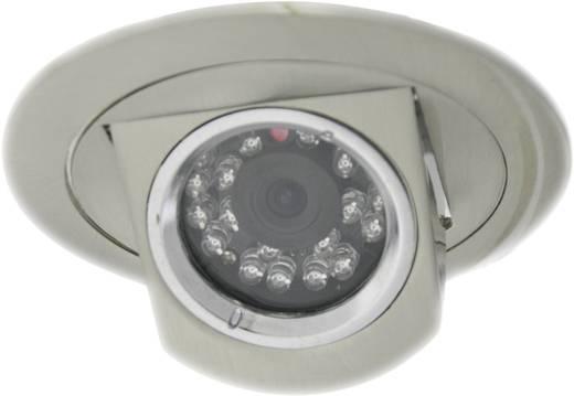 Getarnte Überwachungskamera in LED Strahler-Optik 540 TVL 795 x 596 Pixel 3,6 mm DP 510 H