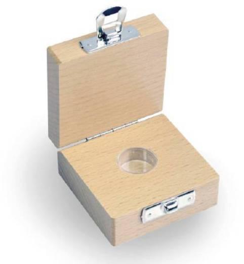 Kern Holzetui f. einzelne Milligrammgewichte E2/F1/F2/M1