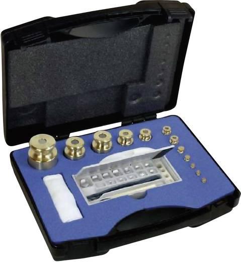 Kern M1 Gewichtsatz, 1 g - 500 g Edelstahl, im Kunststoff Etui