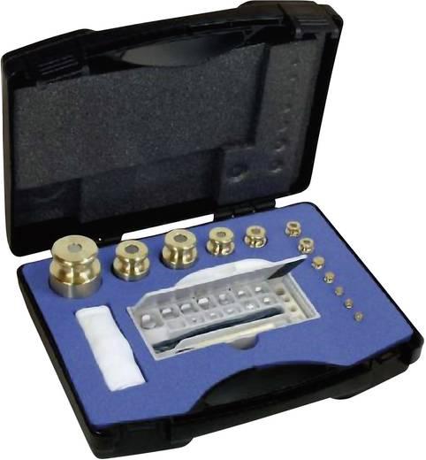 Kern 344-074 M1 Gewichtsatz, 1 g - 2 kg Edelstahl, im Kunststoff Etui