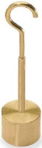 Kern Schlitzgewicht-Trägerstange 1 kg (M1) Messing feingedreht (Tragkraft max. 40kg)