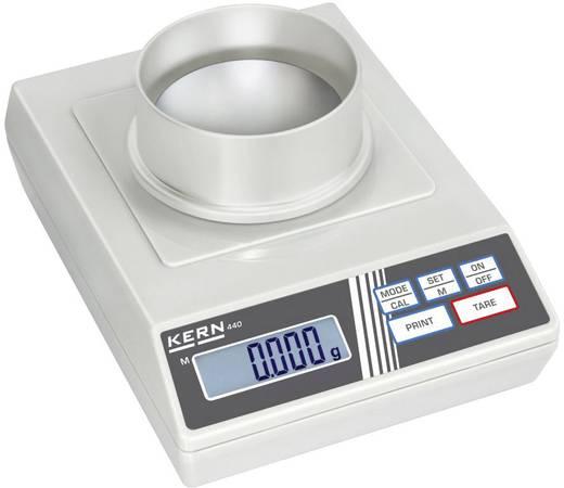 Laborwaage Kern 440-21A Wägebereich (max.) 60 g Ablesbarkeit 0.001 g netzbetrieben, batteriebetrieben, akkubetrieben