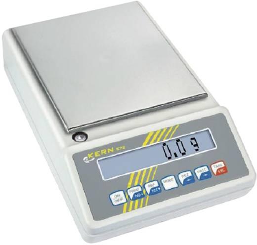 Laborwaage Kern 573-34NM Wägebereich (max.) 650 g Ablesbarkeit 0.01 g netzbetrieben, akkubetrieben Silber