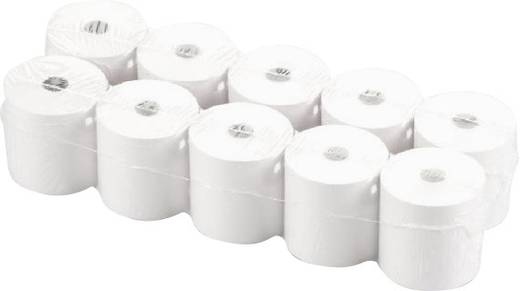 Kern Papierrollen für Drucker KERN 911-013 (10 Stück)