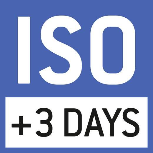 Kern ISO-Kalibrierschein für Prüfblock SAUTER AHMO D02, AHMO D03 und AHMO D04