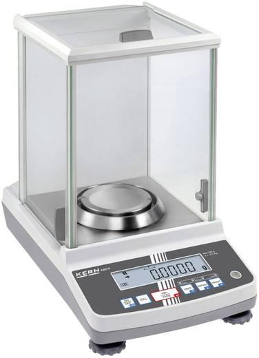 Analysewaage Kern ABS 80-4N Wägebereich (max.) 80 g Ablesbarkeit 0.1 g netzbetrieben Silber