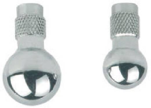 Sauter Edelstahl-Kugelkopf für Druck- und Bruchtests bis 5 kN