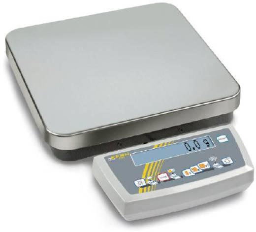 Zählwaage Kern CDS 100K0.5 Wägebereich (max.) 100 kg Ablesbarkeit 0.5 g netzbetrieben, akkubetrieben Silber