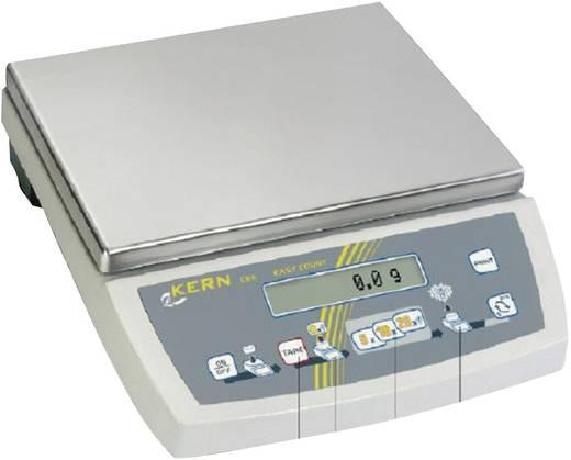 Zählwaage Kern CKE 16K0.05 Wägebereich (max.) 16 kg Ablesbarkeit 0.05 g netzbetrieben, batteriebetrieben, akkubetrieben Silber