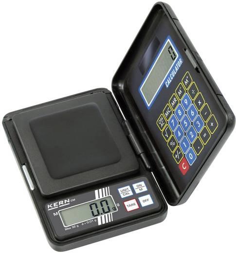 Taschenwaage Kern CM 320-1N Wägebereich (max.) 320 g Ablesbarkeit 0.1 g batteriebetrieben Schwarz