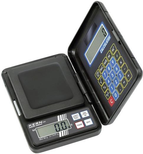 Taschenwaage Kern CM 60-2N Wägebereich (max.) 60 g Ablesbarkeit 0.01 g batteriebetrieben