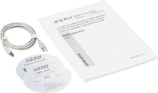 Kern USB-Schnittstellen-Set für bidirektionalen Datenaustausch zwischen Feuchtebestimmer und Computer