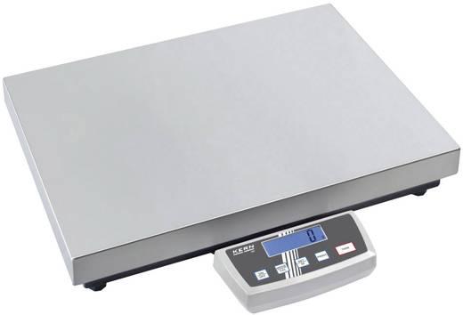 Plattformwaage Kern DE 150K20DXL Wägebereich (max.) 150 kg Ablesbarkeit 20 g, 50 g netzbetrieben, akkubetrieben, batteriebetrieben Silber
