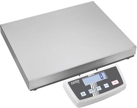 Plattformwaage Kern DE 60K1DL Wägebereich (max.) 60 kg Ablesbarkeit 1 g, 2 g netzbetrieben, akkubetrieben, batteriebetrieben Silber