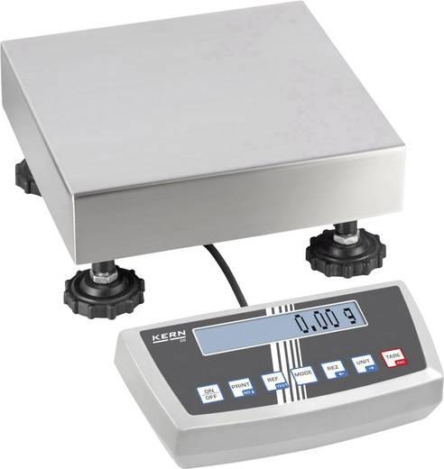 Plattformwaage Kern DS 10K0.1S Wägebereich (max.) 10 kg Ablesbarkeit 0.1 g netzbetrieben, akkubetrieben Silber