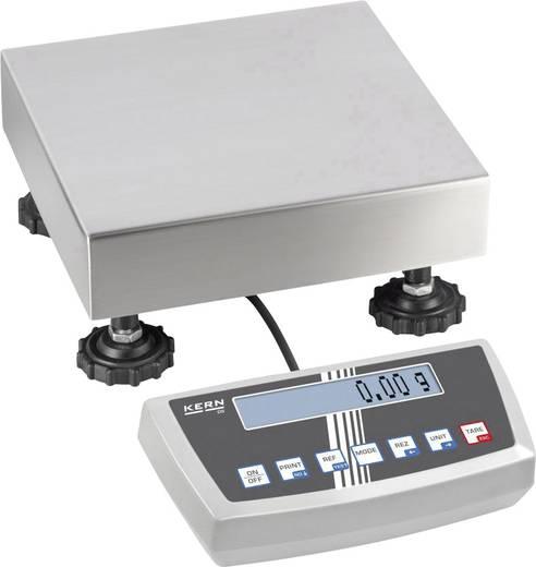 Plattformwaage Kern Wägebereich (max.) 5 kg Ablesbarkeit 0.05 g netzbetrieben, akkubetrieben Silber