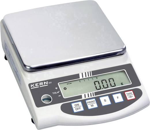 Präzisionswaage Kern EG 4200-2NM Wägebereich (max.) 4.2 kg Ablesbarkeit 0.01 g netzbetrieben, akkubetrieben Silber