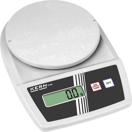 Briefwaage Kern EMB 1000-2 Wägebereich (max.) 1 kg Ablesbarkeit 0.01 g netzbetrieben, batteriebetrieben Weiß