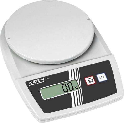 Briefwaage Kern EMB 500-1BE Wägebereich (max.) 0.5 kg Ablesbarkeit 0.1 g netzbetrieben, batteriebetrieben Black