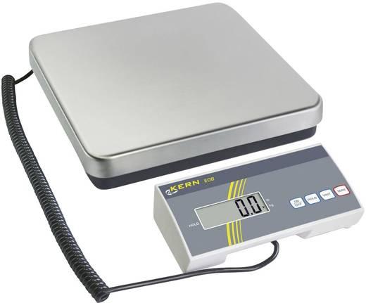 Paketwaage Kern EOB 300K100A Wägebereich (max.) 300 kg Ablesbarkeit 100 g netzbetrieben, batteriebetrieben Silber