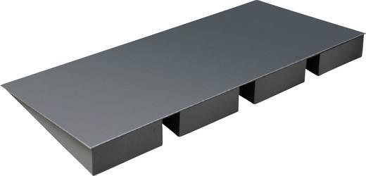 Kern EOE-A02 Auffahrrampe für KERN EOE (Modelle mit Wägeplattengröße BxT 505x505 mm)