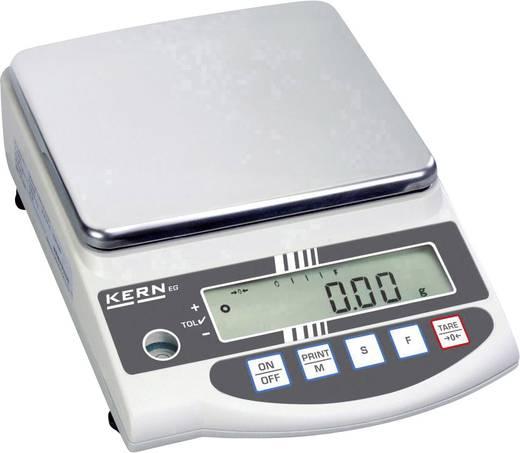 Präzisionswaage Kern EW 12000-1NM Wägebereich (max.) 12 kg Ablesbarkeit 0.1 g netzbetrieben, akkubetrieben Silber
