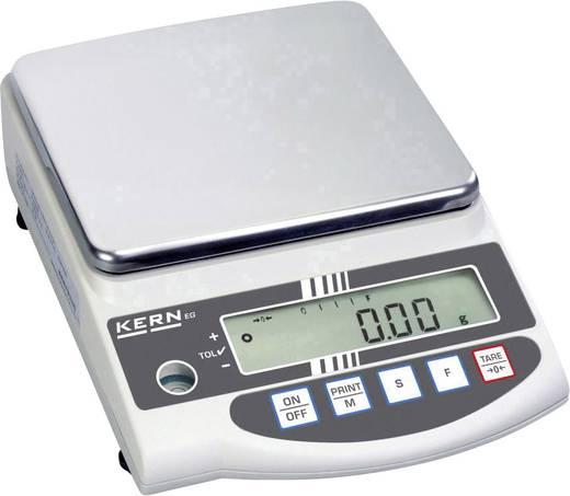 Präzisionswaage Kern EW 2200-2NM Wägebereich (max.) 2.2 kg Ablesbarkeit 0.01 g netzbetrieben, akkubetrieben Silber