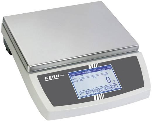 Tischwaage Kern FKT 12K2LM Wägebereich (max.) 12 kg Ablesbarkeit 2 g netzbetrieben, batteriebetrieben, akkubetrieben Sil