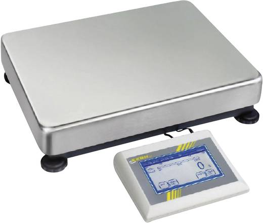 Plattformwaage Kern IKT 6K1M Wägebereich (max.) 6 kg Ablesbarkeit 1 g netzbetrieben Silber