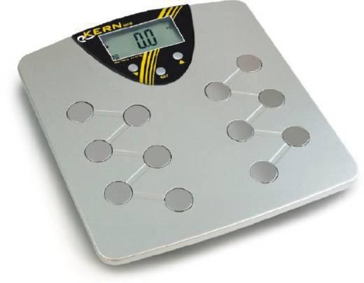 Körperanalysewaage Kern Wägebereich (max.)=150 kg Silber (matt), Schwarz