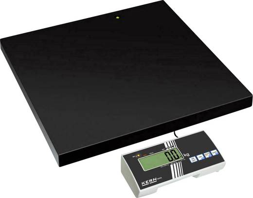 Digitale Personenwaage Kern Wägebereich (max.)=300 kg Schwarz, Grau