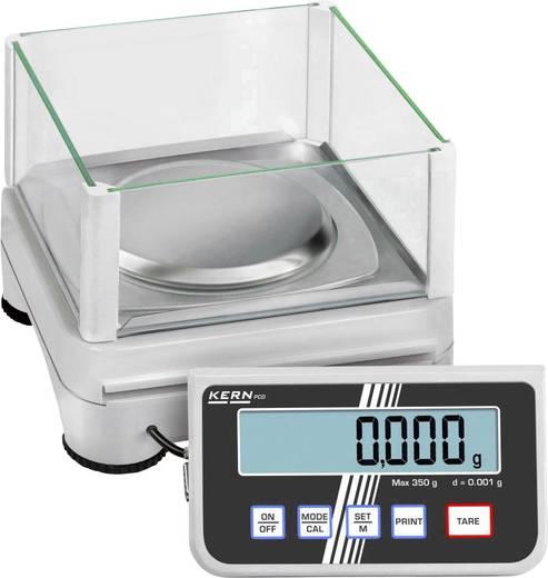 Präzisionswaage Kern PCD 250-3 Wägebereich (max.) 250 g Ablesbarkeit 0.001 g netzbetrieben, batteriebetrieben, akkubetrieben Silber