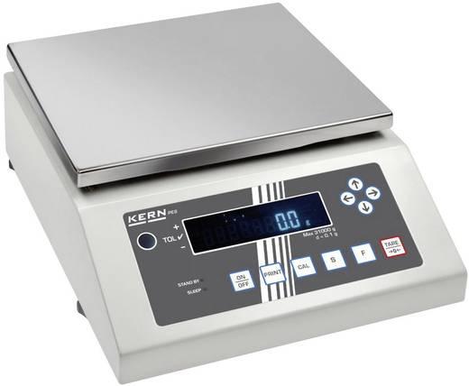Präzisionswaage Kern PES 31000-1M Wägebereich (max.) 31 kg Ablesbarkeit 0.1 g netzbetrieben Silber
