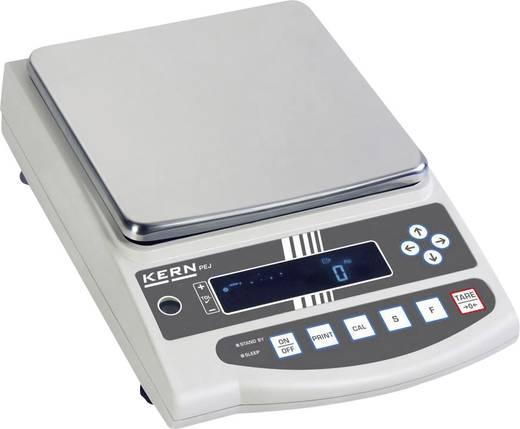 Präzisionswaage Kern PES 6200-2M Wägebereich (max.) 6.2 kg Ablesbarkeit 0.01 g netzbetrieben Silber